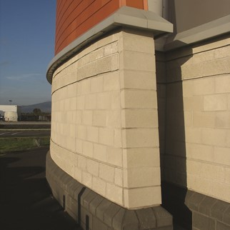 Commercial Building, Dundalk - Smooth & Split Face - Oatmeal & Whinstone.JPG